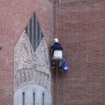 Trabajos verticales fachada atic vertical